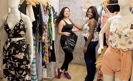 Depoimento lojista Danielle Duarte loja Chá das Cinco Feira Shop