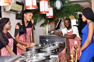 negócios que valorizam a cultura negra - restaurante