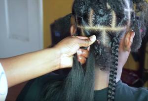 negócios que valorizam a cultura negra - salão de beleza