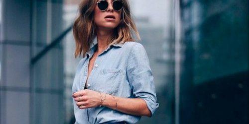 Camisa jeans: se inspire em looks com essa peça fashion