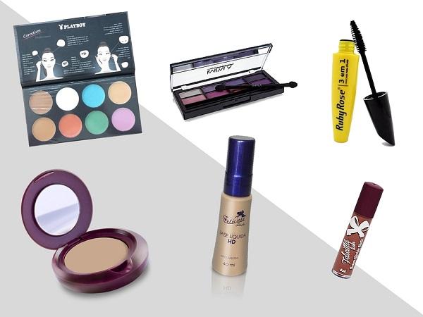 Maquiagem básica para o dia a dia