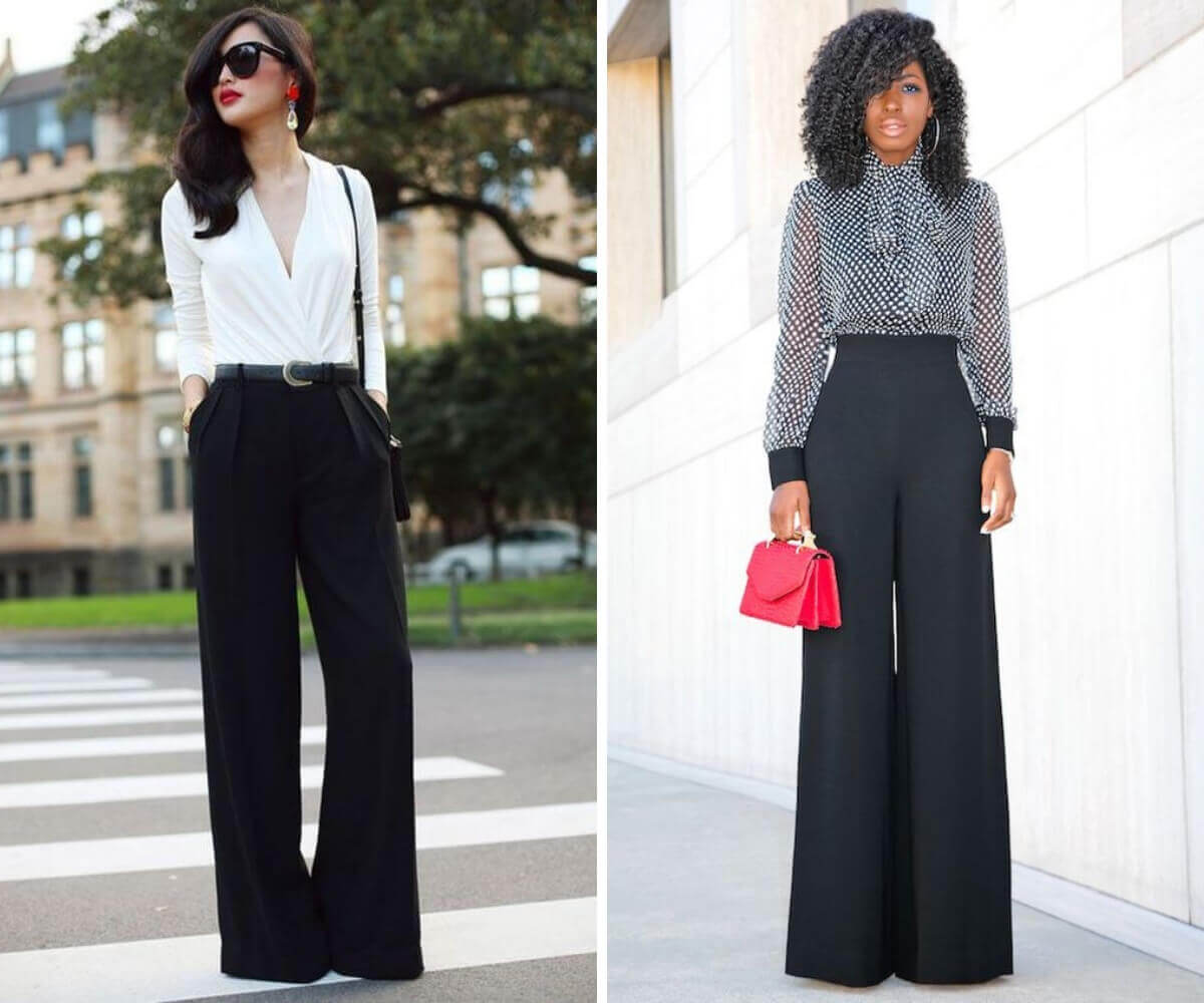 calca pantalona tendencia outono inverno como usar dicas guia feira shop bh