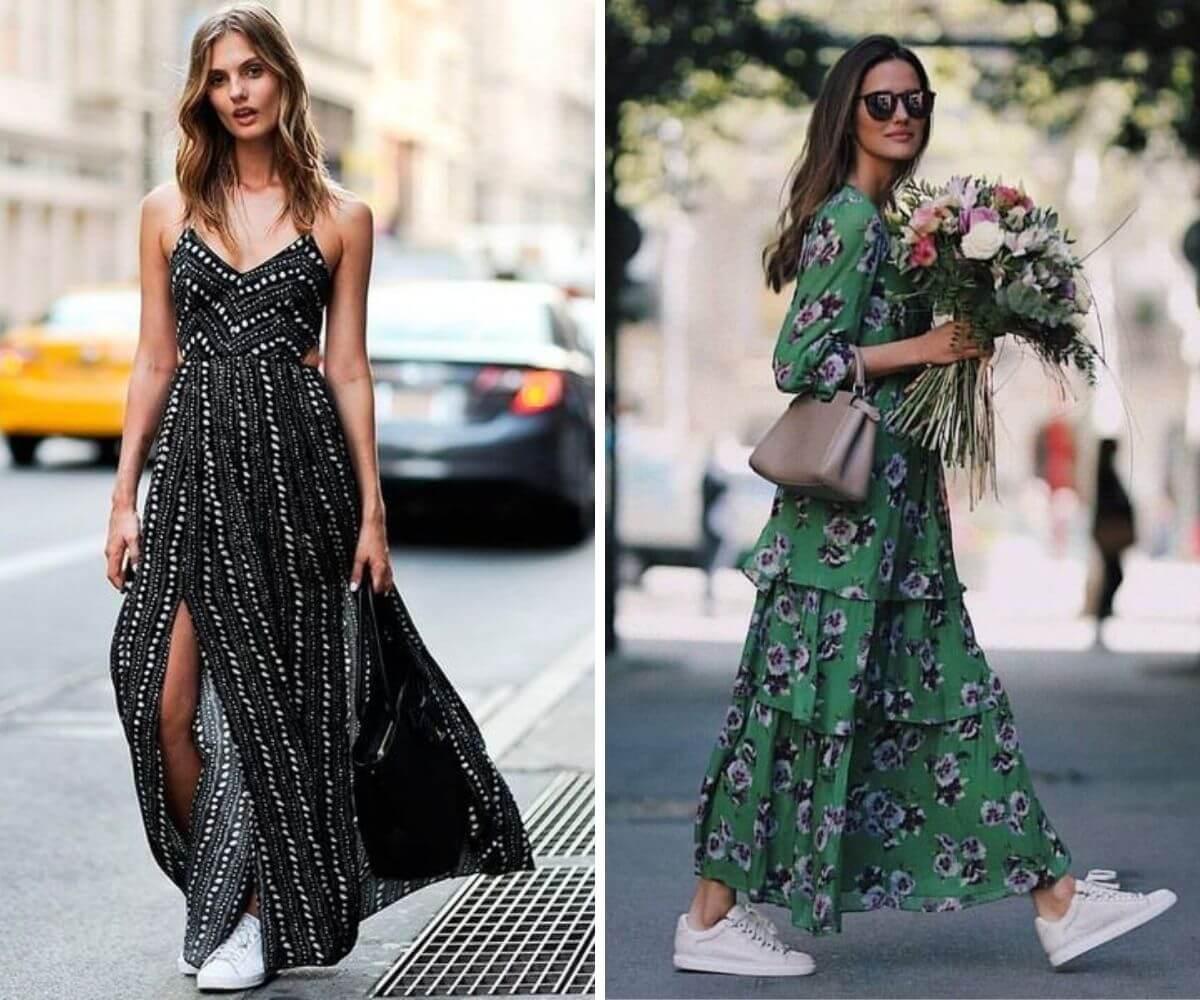 3 modelos de vestido dicas blog Feira Shop BH