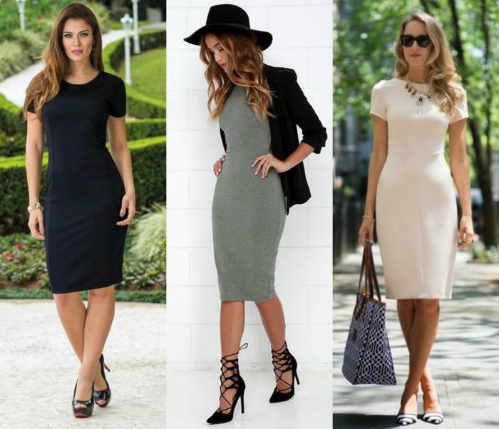 3 Modelos de vestido que você tem que ter