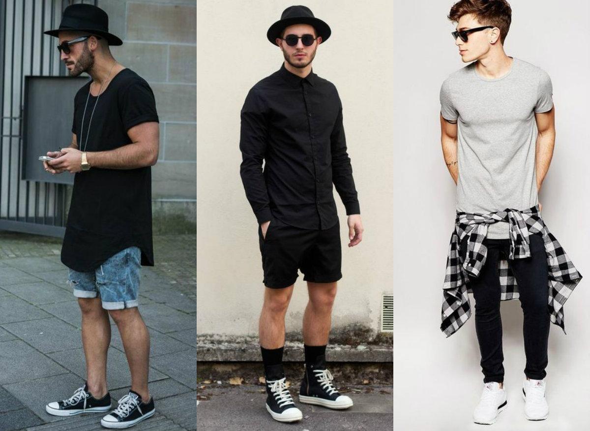 Looks masculinos com estilo e sofisticação