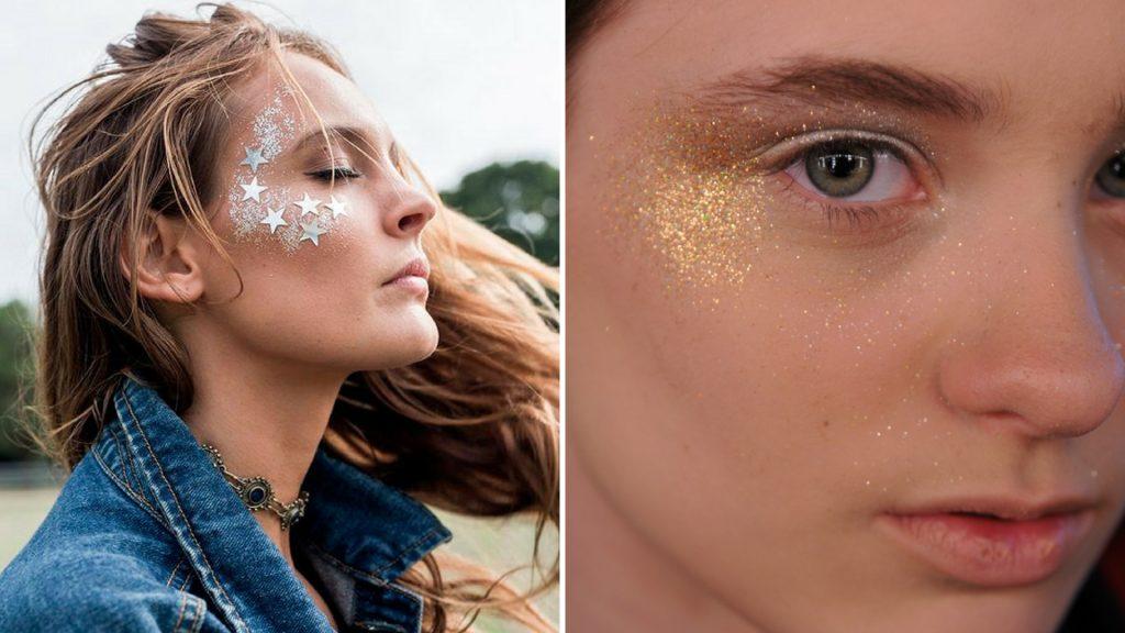 Dicas de como usar glitter no carnaval blog Feira Shop BH