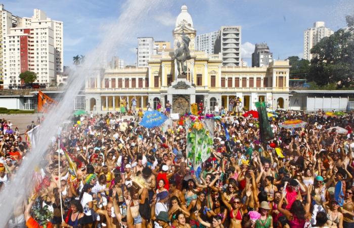Programação dos blocos de carnaval de Belo Horizonte
