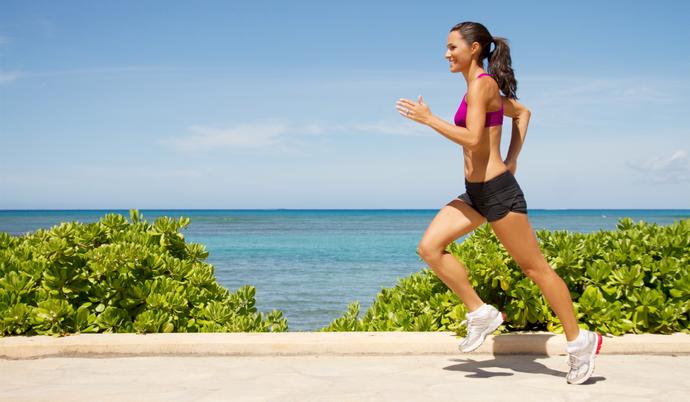 Exercícios físicos para ficar em forma