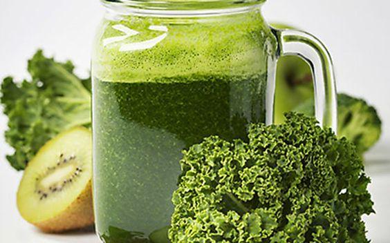 sucos verde