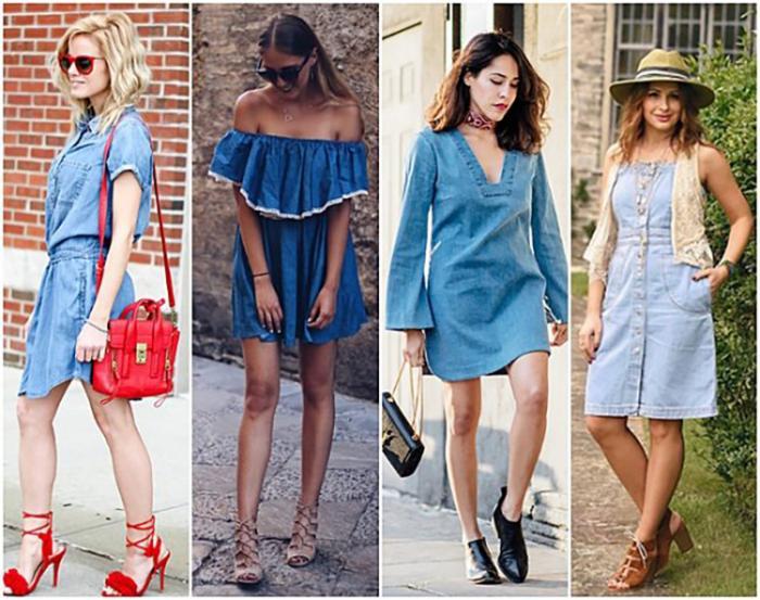 Direto dos anos 90 para o coração das fashionistas, o tecido jeans voltou com tudo!