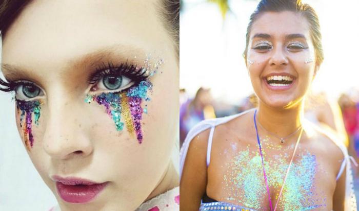 maquiagem para o Carnaval