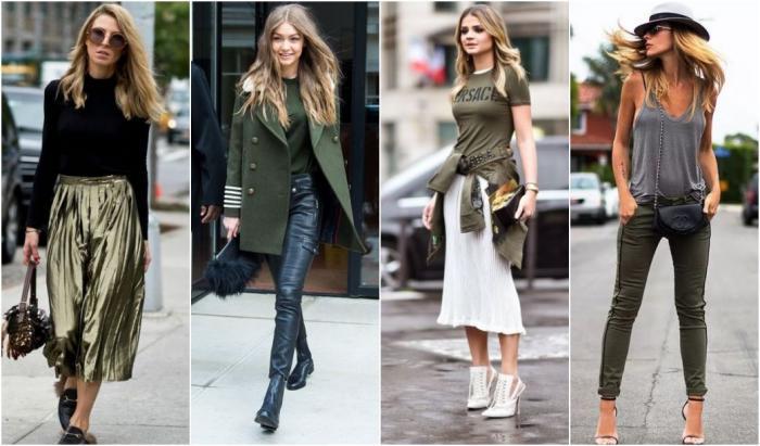 5 tendências de moda das fashionistas