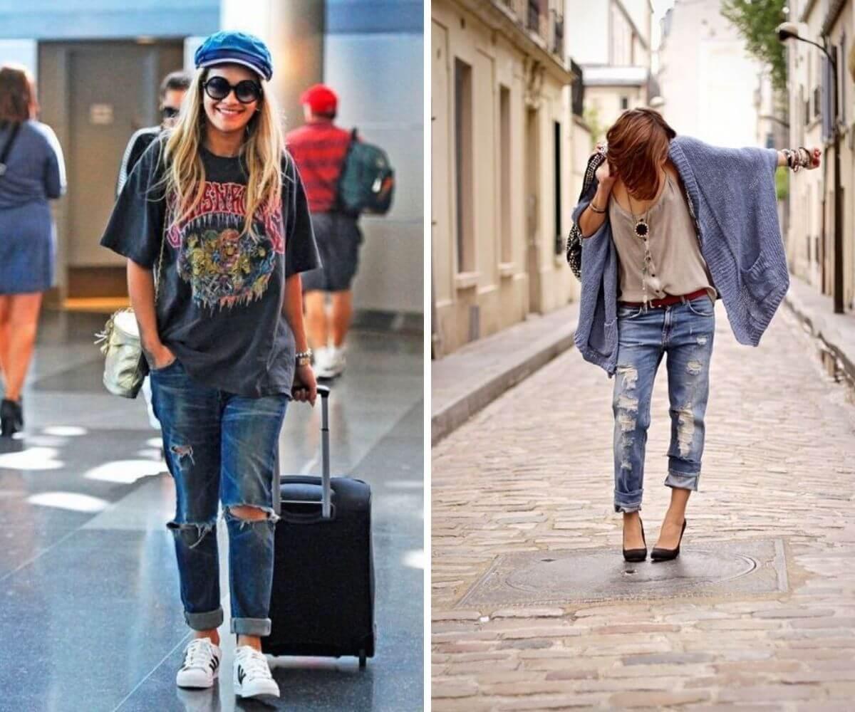 3 modelos de jeans para susbtituir a skinny dicas blog Feira Shop Bh