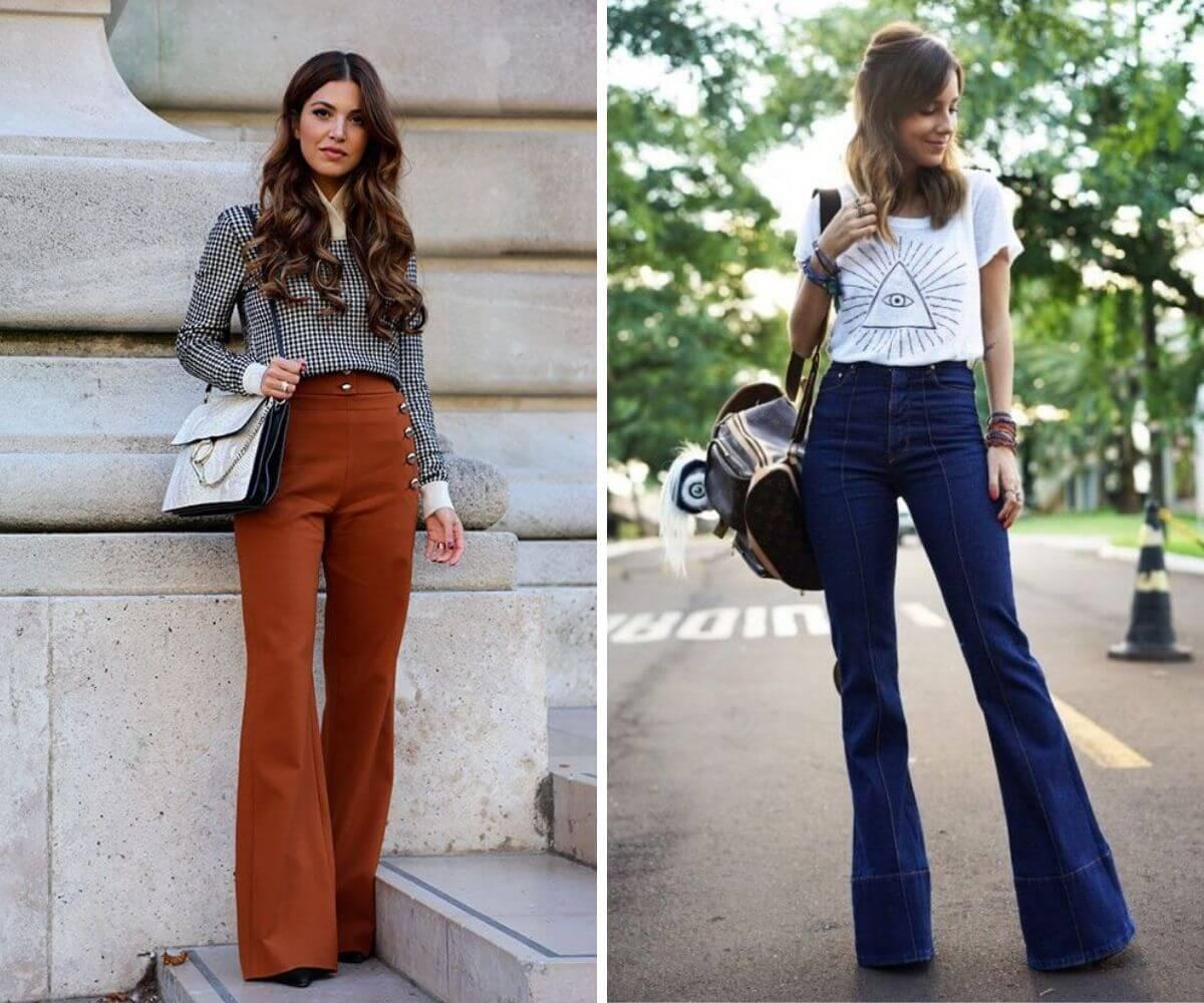 3 modelos de jeans para susbtituir a skinny