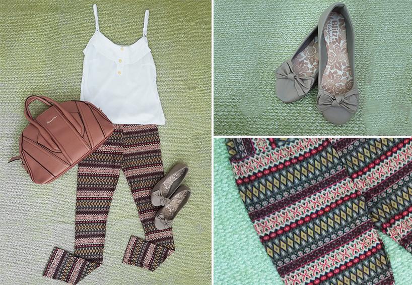 A combinação mais clássica no guarda-roupa feminino é legging e regata.