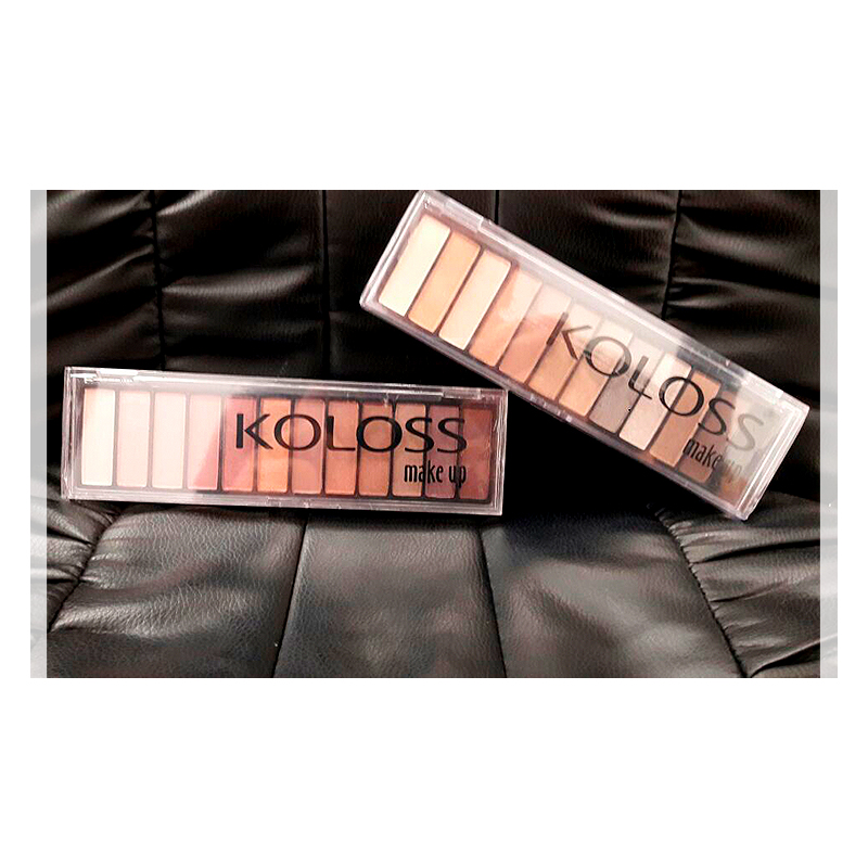 Paleta Koloss Matte   Studio Make Up