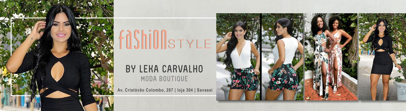 By Leka Carvalho Moda Boutique | Vitrine