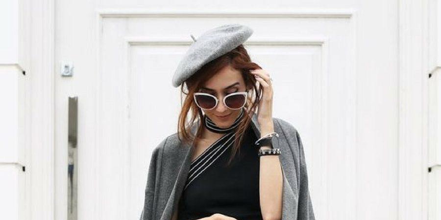 Fique mais estilosa nesse outono inverno com boina! - Feira Shop 0e06268eabf