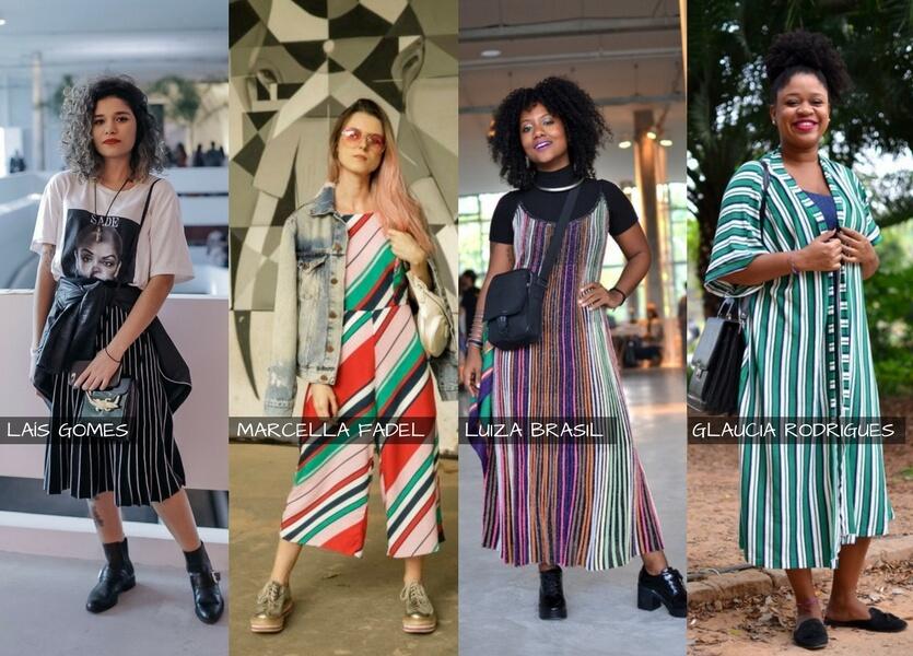 Looks da São Paulo Fashion Week 45 ed
