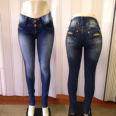 Calça jeans   Fafá Modas