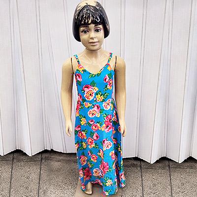 Vestido estampa floral | Lili Baby