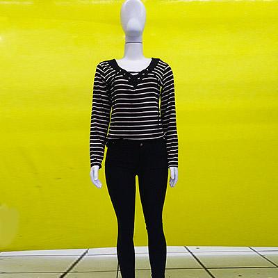 Blusa manga longa e calça | Morena Flor