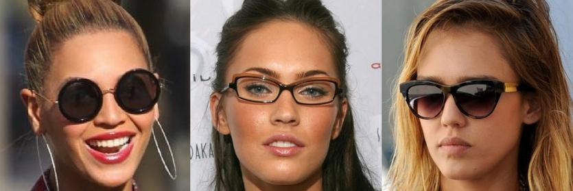 Modelo de óculos ideal para rosto oval