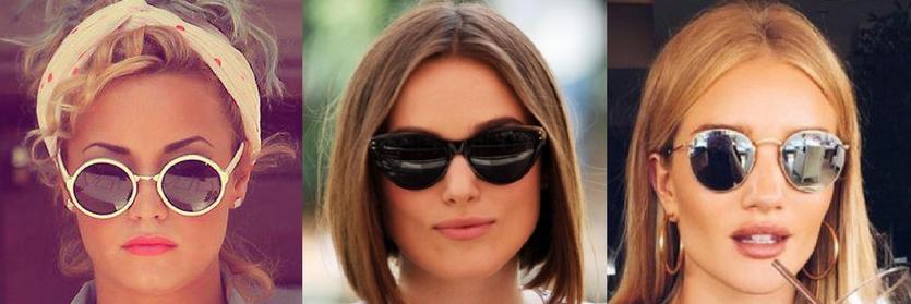 6d96ee90c23a2 Descubra qual o modelo de óculos ideal para seu rosto - Feira Shop