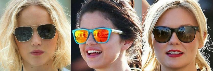 Modelo de óculos ideal para rosto diamante