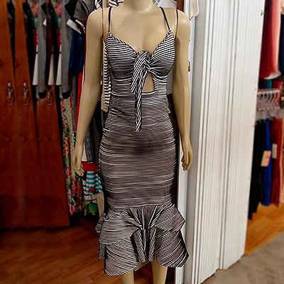 Vestido 3D | Pimenta Rosa