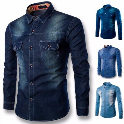 Camisa jeans | Vera Dorigo Modas