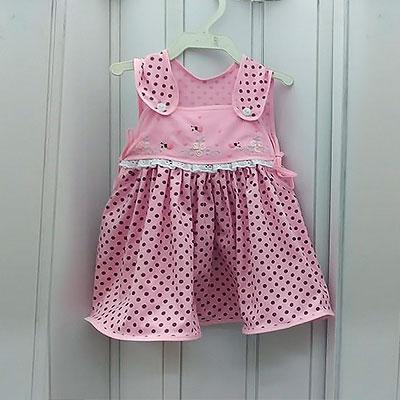 Vestido infantil | Ti-Kim de Gente
