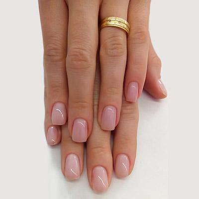 Unha de gel | Edi Manicure e Pedicure