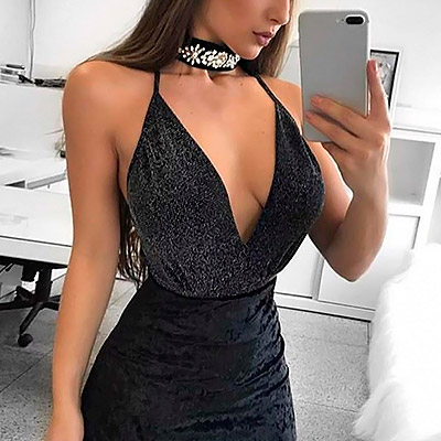 Body lurex | Madame Sá Boutique