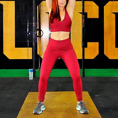 Top e calça em poliamida   Absoluta Moda Fitness