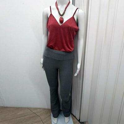 Blusa e calça flare | Garota Vip