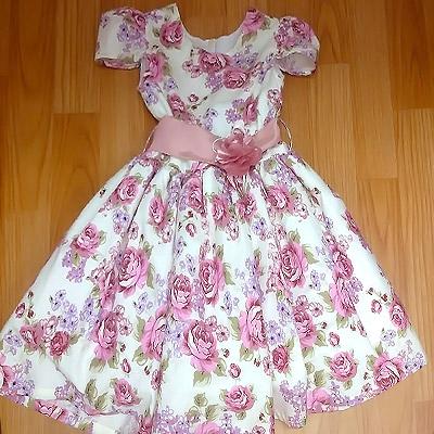 Vestido infantil floral | Ti-Kim de Gente