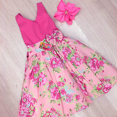 Vestido infantil | Lili Baby