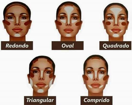 como maquiar - pele
