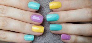 Saiba as cores das unhas para o verão