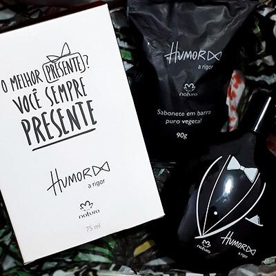 Kit Humor masculino   Espaço Moça Bonita