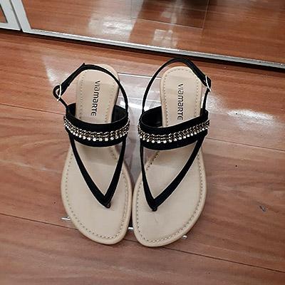 Sandália Rasteirinha | Minha Paixão Calçados