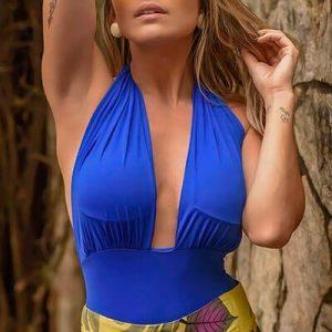 Body Decote Profundo   Leka Carvalho