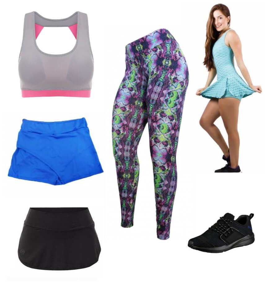 moda fitness - inspiracao