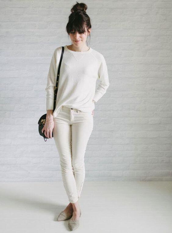 total white - calca