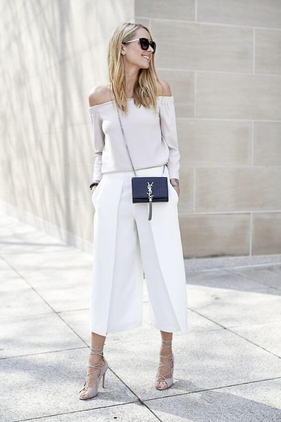 total white - looks
