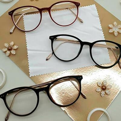 Armações de Óculos Acetato e Metal | Lis Ótica
