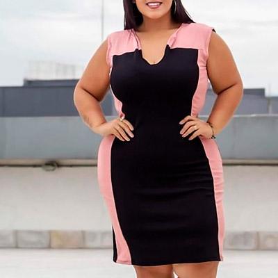 Vestido Feminino Plus Size | Boutique Pimenta Espaço Plus Size