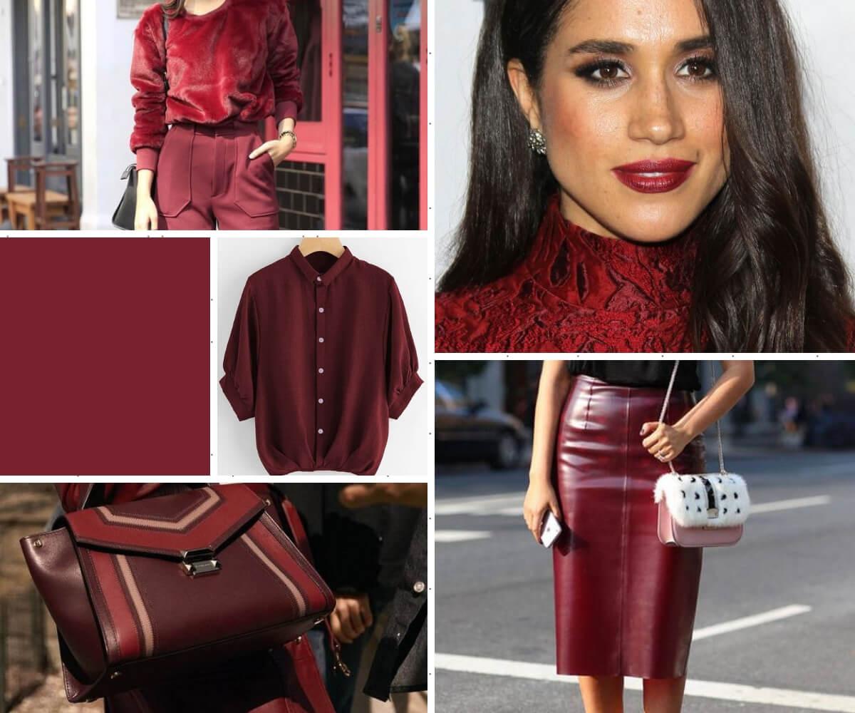 Cores de outono inverno vermelho 2019 dicas blog feira shop bh