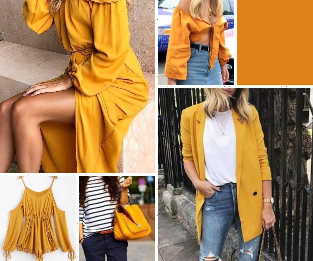 Cores de outono inverno amarelo 2019 dicas blog feira shop bh